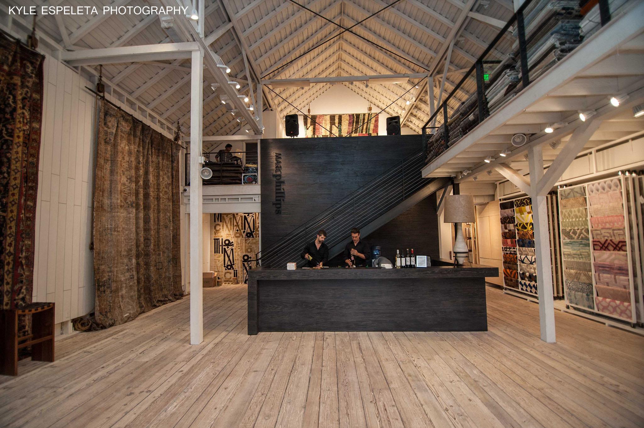 Exceptional La Cienega Design Quarter Event At Marc Phillips Rugs