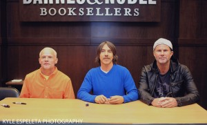 <> at Barnes & Noble bookstore at The Grove on November 17, 2014 in Los Angeles, California.